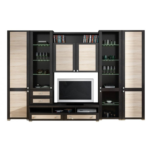 стенка для гостиной мебель трия каталог мебели цены интернет